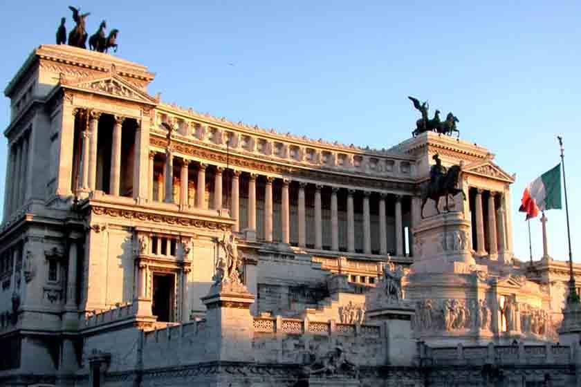 Altare-della-Patria-Rome
