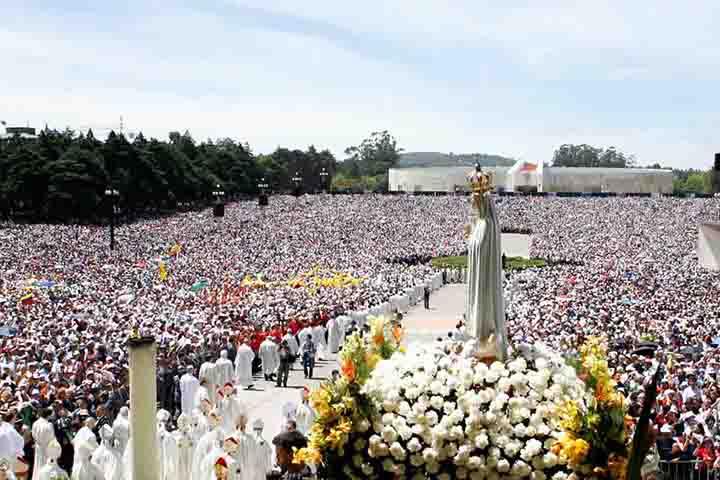 Pilgrimage Fatima