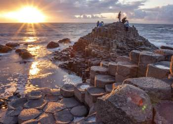 Giant's Causeway - Brochure Photo