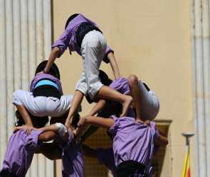 Traditions-Castellers-Catalonia